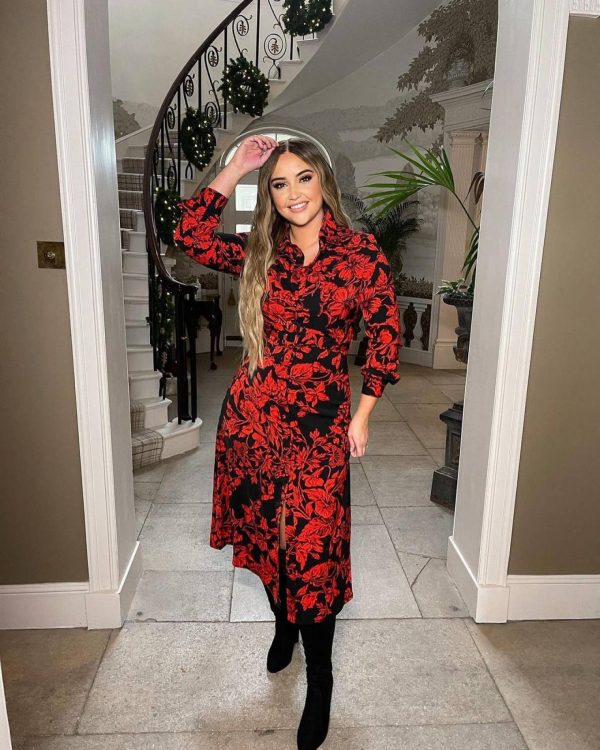 Jacqueline Jossa Festive Collection with In The Style 2020 04