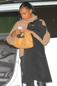 Jasmine Tookes and Lais Ribeiro Seen at Nobu for dinner in Malibu 03