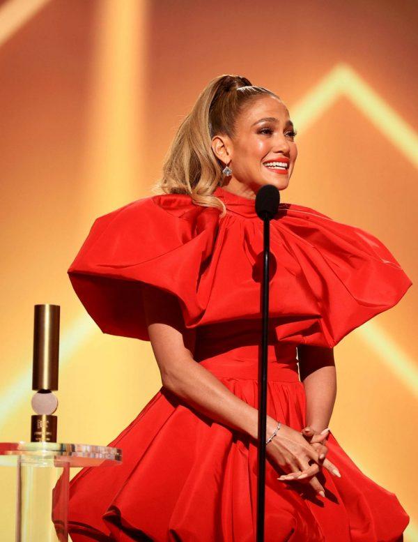 Jennifer Lopez 2020 E Peoples Choice Awards in Santa Monica 07