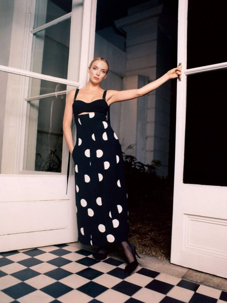 Jodie Comer The Edit by Net a Porter November 2020 05