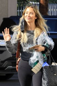 Kaitlyn Bristowe Spotted arriving at DWTS Studio in Los Angeles 08
