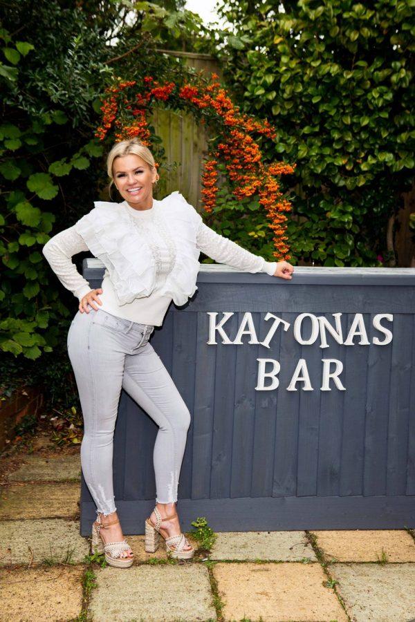 Kerry Katona Boutique Collection 2020 photoshoot 27