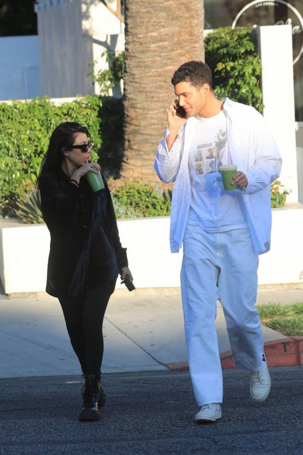 Kourtney Kardashian running errands in Los Angeles 08