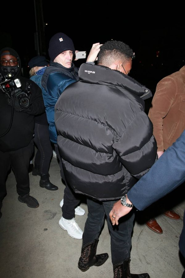 Kylie Jenner Leaving Giorgio Baldi with friends in Santa Monica 01
