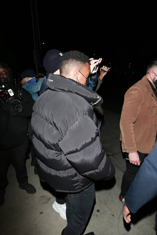 Kylie Jenner Leaving Giorgio Baldi with friends in Santa Monica 02