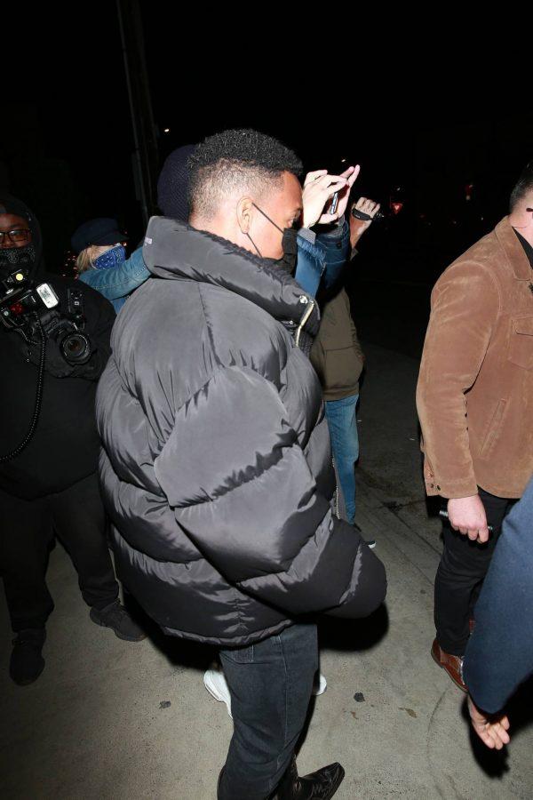 Kylie Jenner Leaving Giorgio Baldi with friends in Santa Monica 04