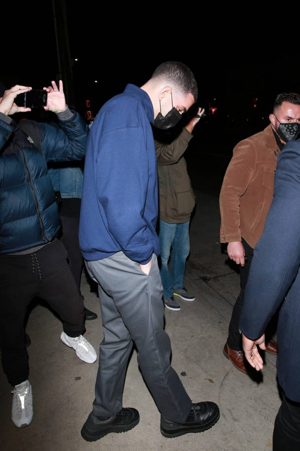 Kylie Jenner Leaving Giorgio Baldi with friends in Santa Monica 10