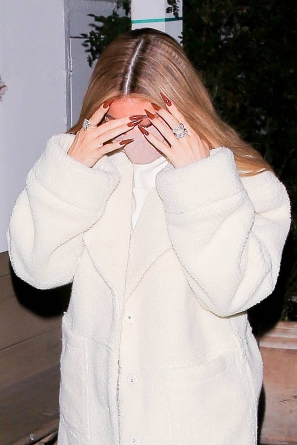 Kylie Jenner Out with friends in Santa Monica 11
