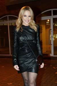 Kylie Minogue Night out in London 03