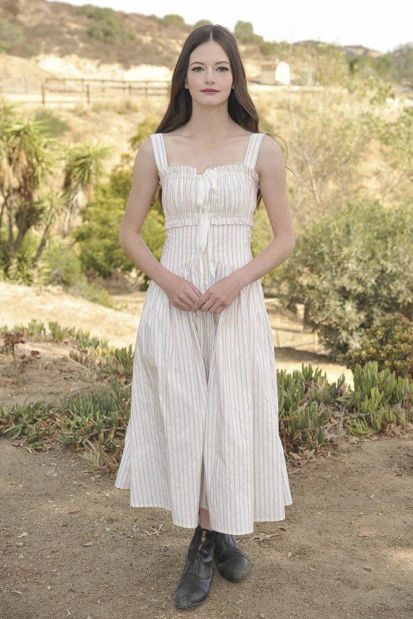 Mackenzie Foy Black beauty photo shoot in Topanga California 01
