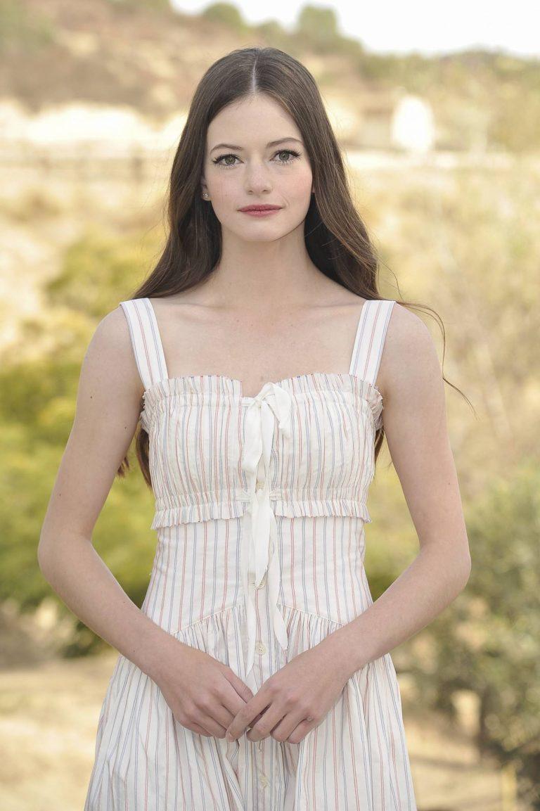 Mackenzie Foy Black beauty photo shoot in Topanga California 08