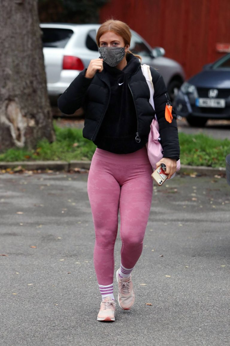 Maisie Smith Seen outside Strictly Come Dancing rehearsals in London 01 1