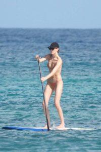 Martha Hunt Bikini candids on vacation in Tulum 01