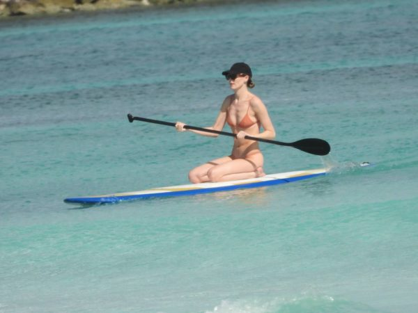 Martha Hunt Bikini candids on vacation in Tulum 06