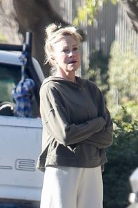 Melanie Griffith Seen outside her home in Los Angeles 02