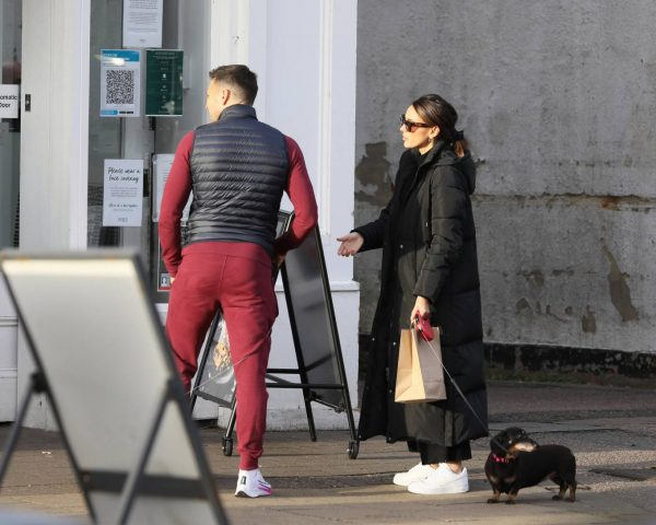 Michelle Keegan Out in Essex 03