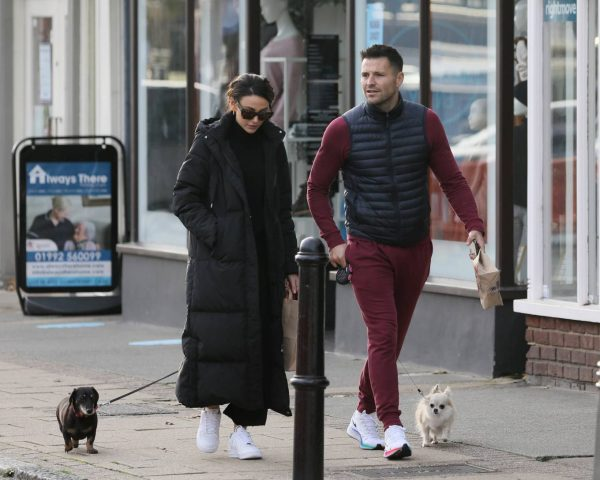 Michelle Keegan Out in Essex 04