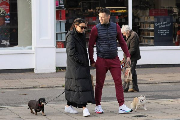 Michelle Keegan Out in Essex 05
