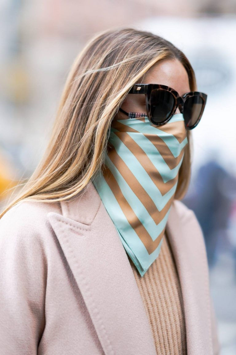 Olivia Palermo On a stroll in New York 13