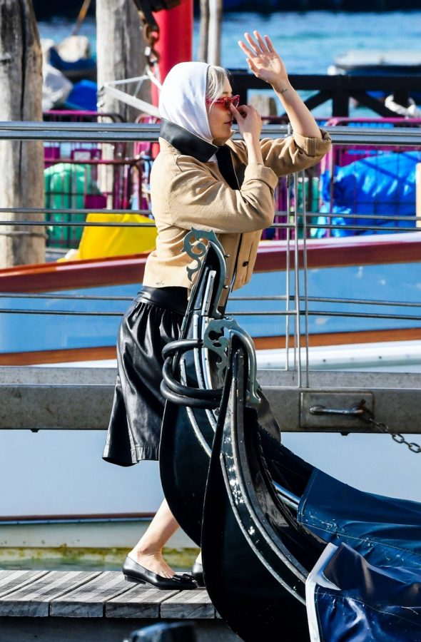 Pom Klementieff Seen while out in Venice 01
