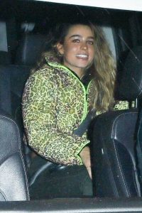 Sommer Ray is all smiles with a mystery guy in Los Angeles 03