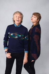 Taylor Swift and Sir Paul McCartney Rolling Stone Magazine November 2020 03