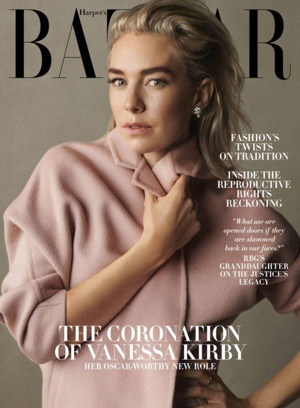 Vanessa Kirby Harpers Bazaar Magazine November 2020 02