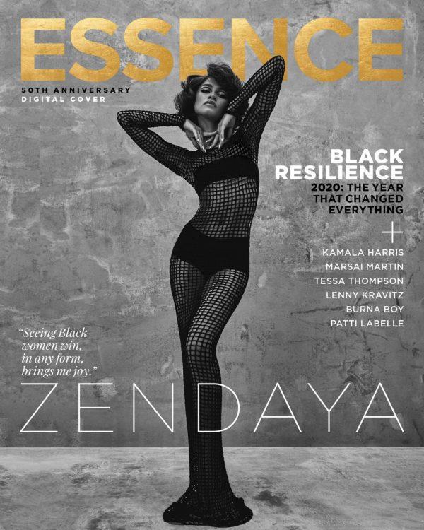 Zendaya Coleman Essence Magazine 2020 06