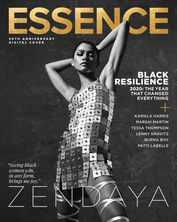 Zendaya Coleman Essence Magazine 2020 11