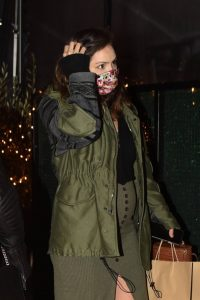 Katharine McPhee Night out at Giorgio Baldi restaurant in Santa Monica 05