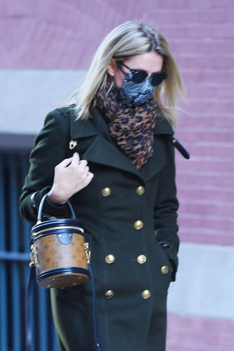 Nicky Hilton Out in New York 04